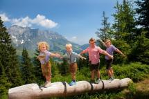 fun for the whole family at the Hochkönig